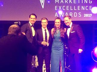 North of England dominates CIM Marketing Excellence Awards