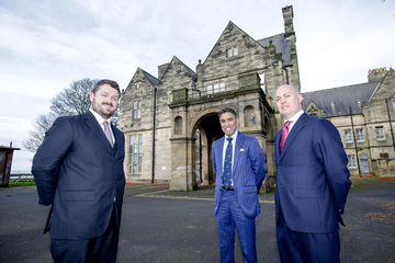 SME business hub to become anchor tenant at Pendower Hall