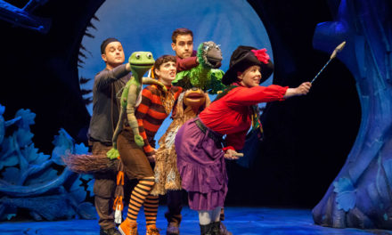 Room on the Broom Flies into Middlesbrough