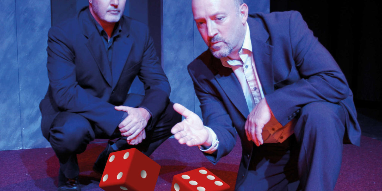 The Six Sided Man at Middlesbrough Theatre