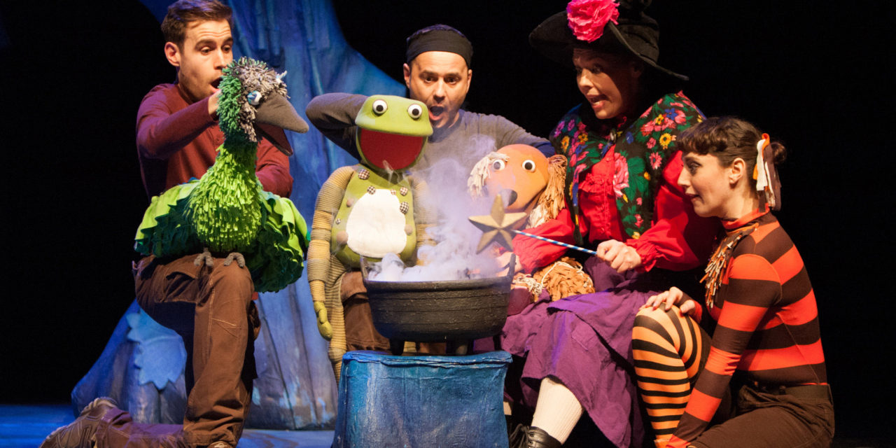 Half Term Treats for all the Family at Middlesbrough Theatre