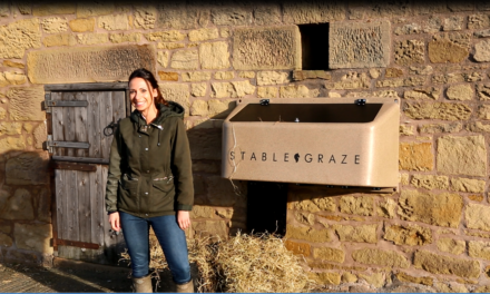 Stablegraze – Northumberland Company Creates New Product