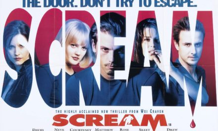 Scream for GhostFace's 20th UK Anniversary