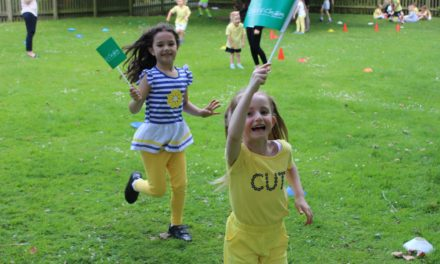 Red House School pupils run for their money in charity fundraiser