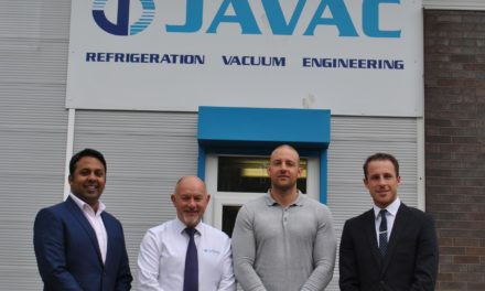 JAVAC UK feeling cool following multi-million-pound sale