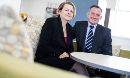 Godfrey Syrett targets growth in education after securing NEPO appointment