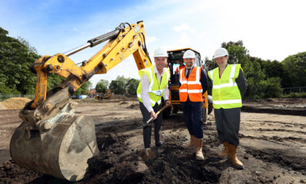 Work starts on Sunderland's newest housing development