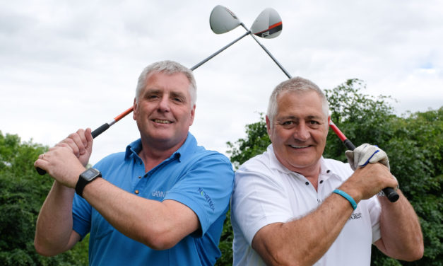 Nortech hits a hole in one for charities on annual Golf Day & Shoot