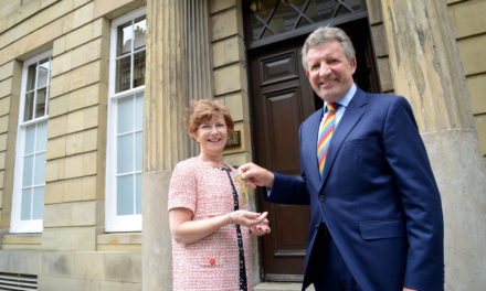 Northern Counties Club elects first female chairman
