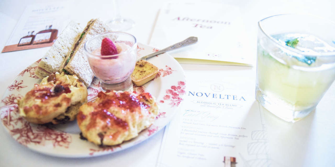 Lumley Castle partner with NOVELTEA to launch new afternoon tea concept