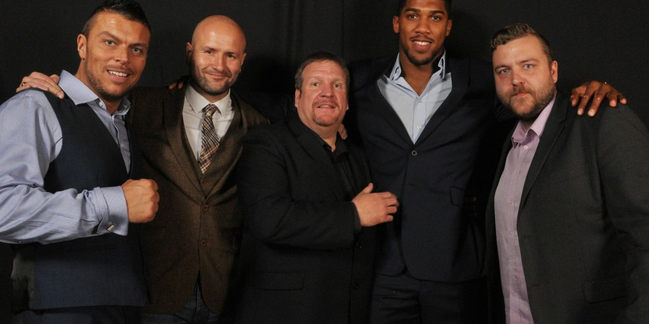 Anthony Joshua Victory Tour Comes to Newcastle