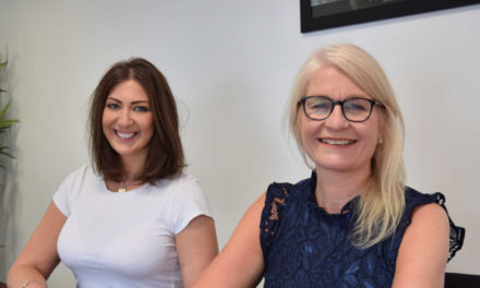 Senior appointments after rapid expansion for North East company