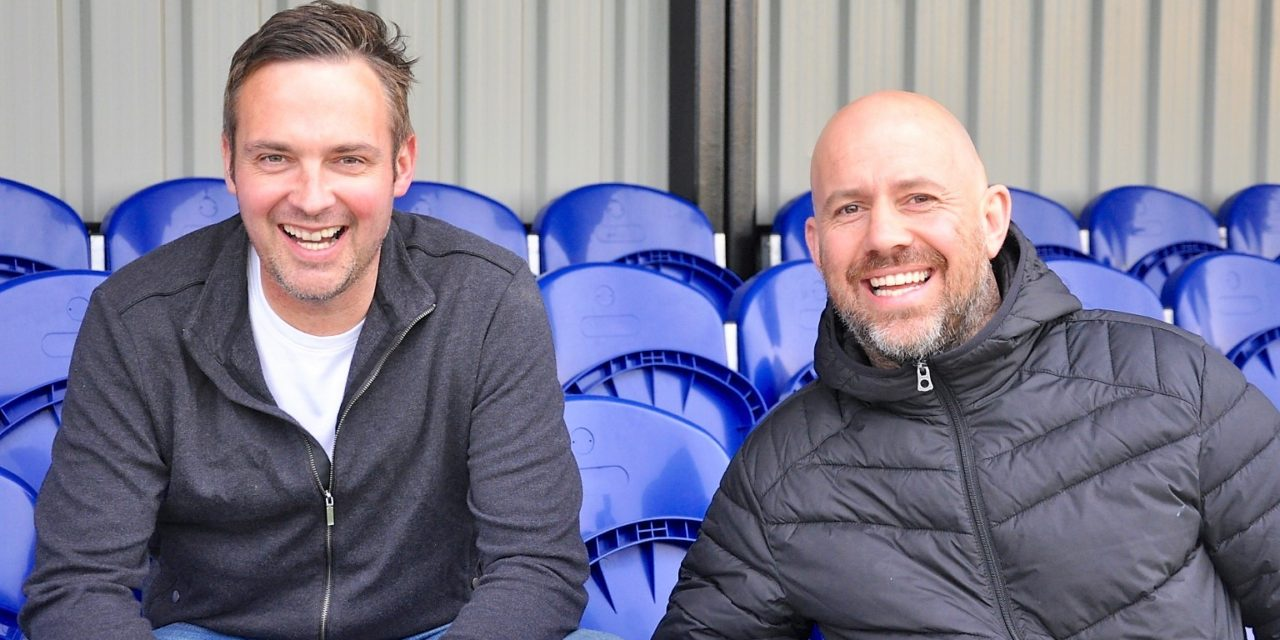 Management duo confident of bright future for Blyth Town AFC