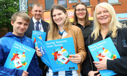 Young tenants' guide launched