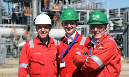 Engineering students help to improve onsite safety