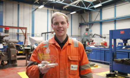 Stagecoach now Recruiting Budding Engineers as Former Apprentice takes North East Award