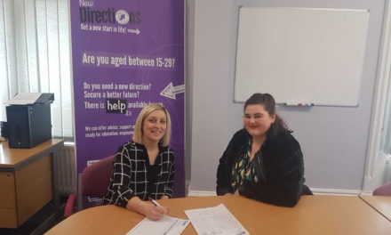 North Star Helps Young People into Employment