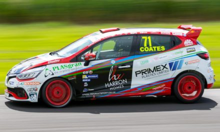 Coates in Croft Podium Delight