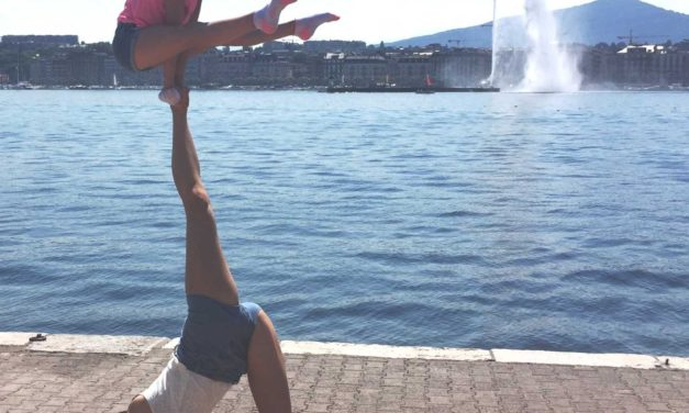Deerness Acrobats Beat the World's Best in Geneva World Cup