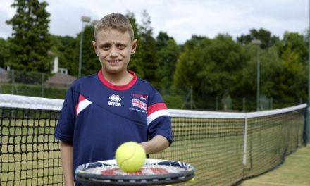 Liver transplant teen Joseph going for gold!