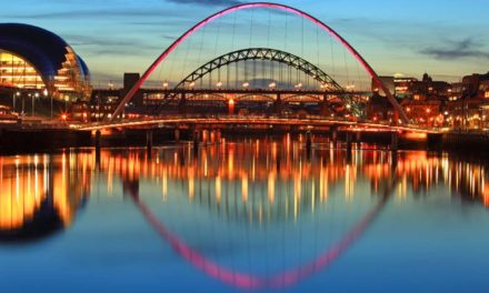 NewcastleGateshead secures bid to host the first English event of its kind