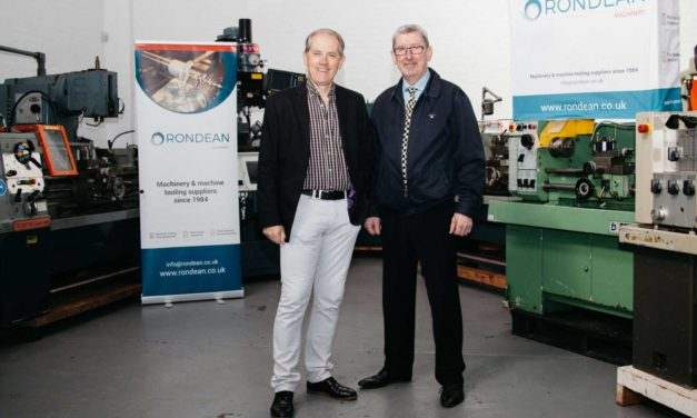 New County Durham Base for Machinery Supplier