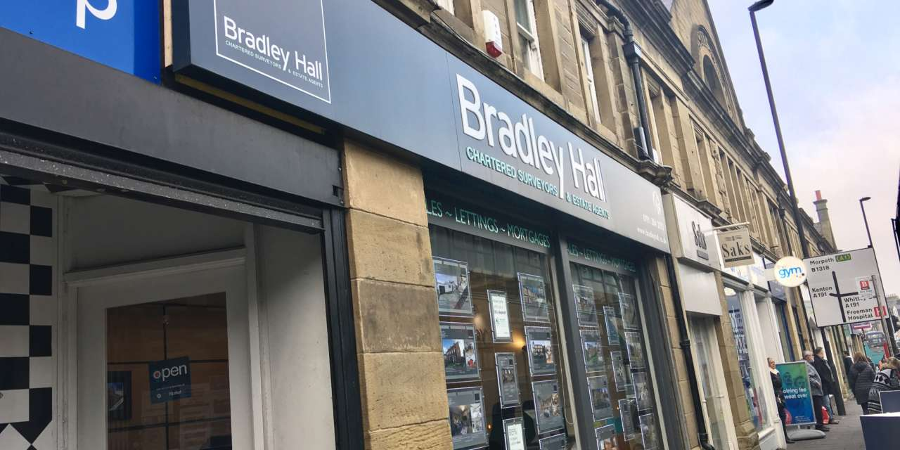 Property experts celebrate expansion at Gosforth office