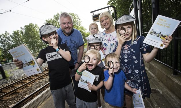 Embark on a Metro Adventure during May half term