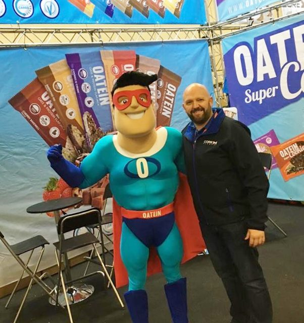 Tasty global growth by Whitley Bay company providing nutritious snacks