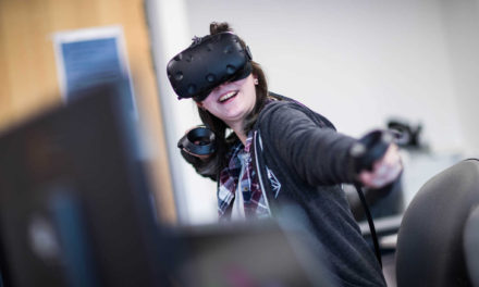 Virtual reality boom paves way for new skills programme