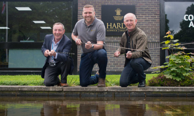Fishy Partnership Raises £60,000 To Tackle Water Issues