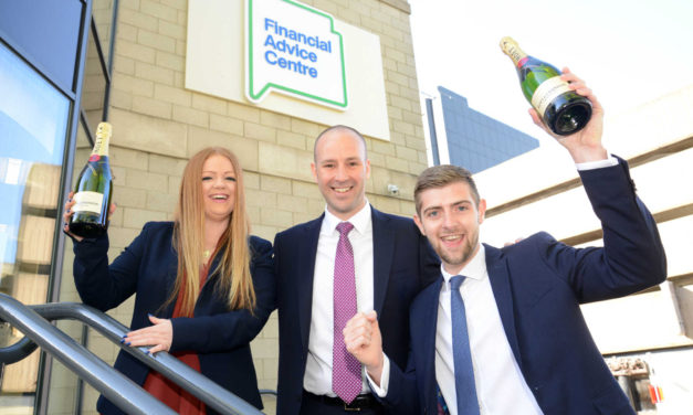 Success in Growing North East Talent through Financial Adviser Training Programme