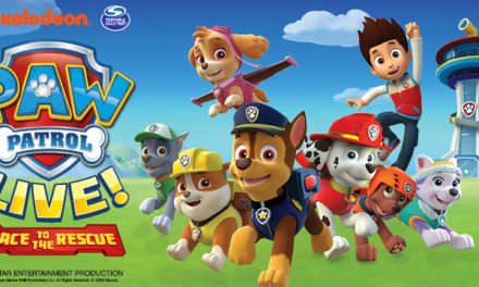 Paw Patrol Live! 'Race to the Rescue' Adds Newcastle Show to the UK Tour