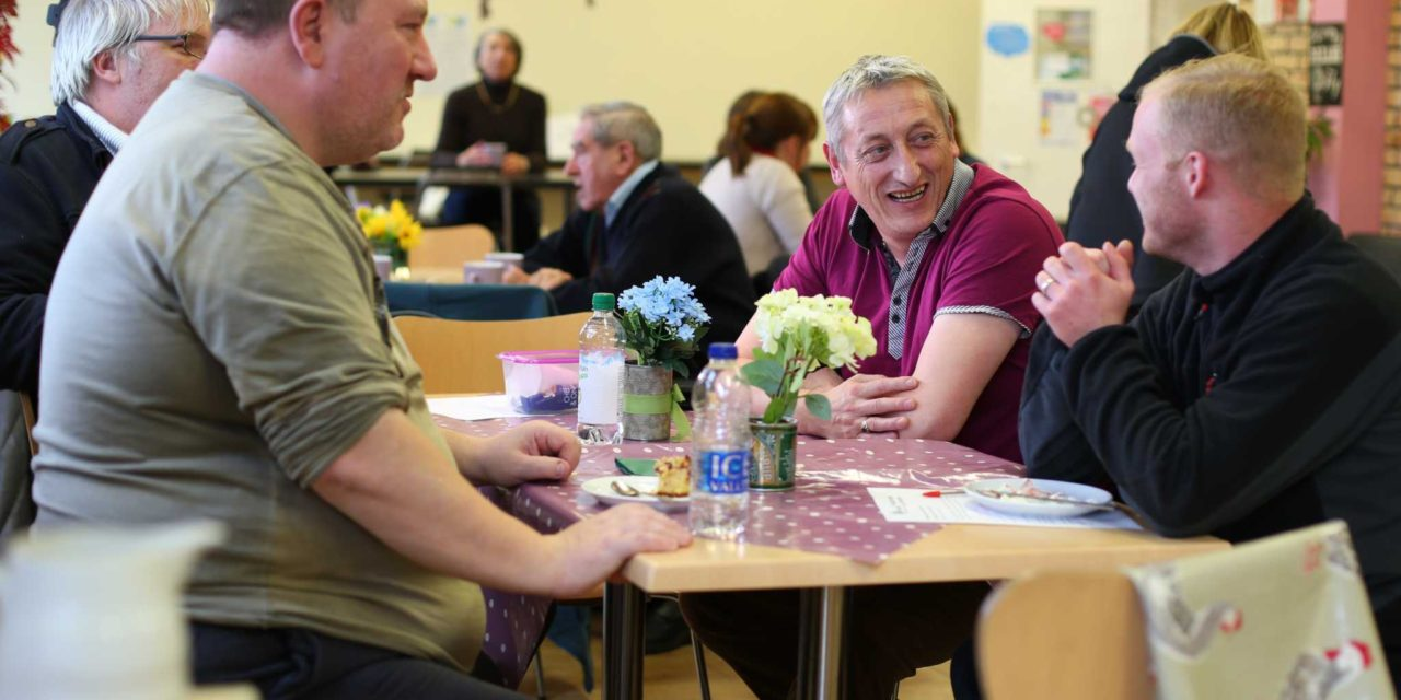 Local mental health charity celebrates pioneering peer support research
