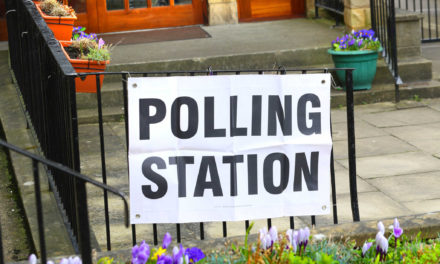 It's polling day – don't forget to use your vote