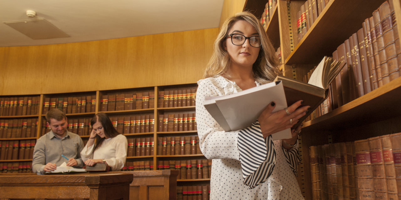 Law Students Recognised for Community Contribution