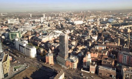 High rise Tyne project set to go