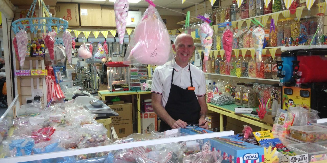Traditional Sweet Shop Opens In Middlesbrough Town Centre