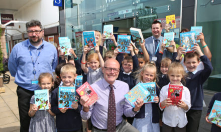 Teesside Launches Search to Find Stockton-on-Tees's Young Reading Hero