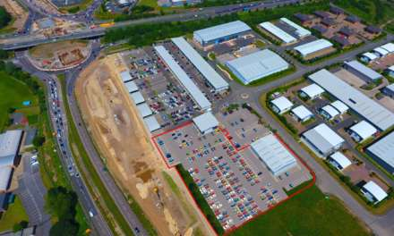 Major step forward for Vroom car retail park as Motor Depot signs up