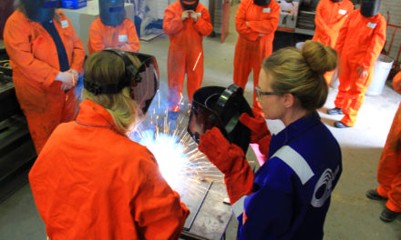 Regional engineering giants look to young women to solve skills crisis
