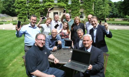 Northumberland community gets broadband up to 50 times faster