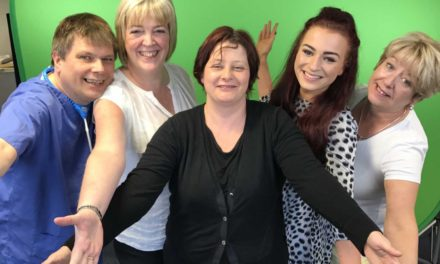 Blaydon Races inspires call to action to health group