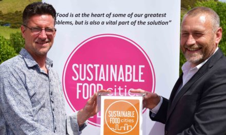 Food Partnership Wins Prestigious National Award