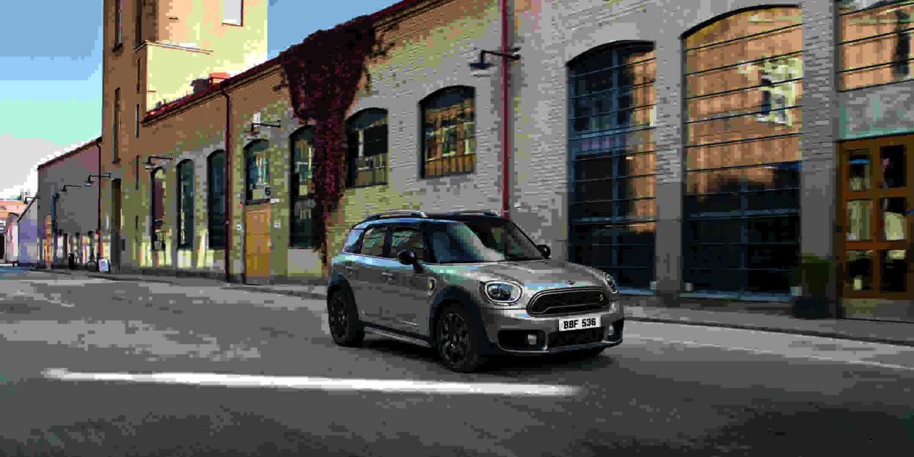 First ever MINI hybrid arrives in Newcastle