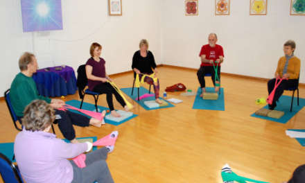 Yoga benefits in the ageing population