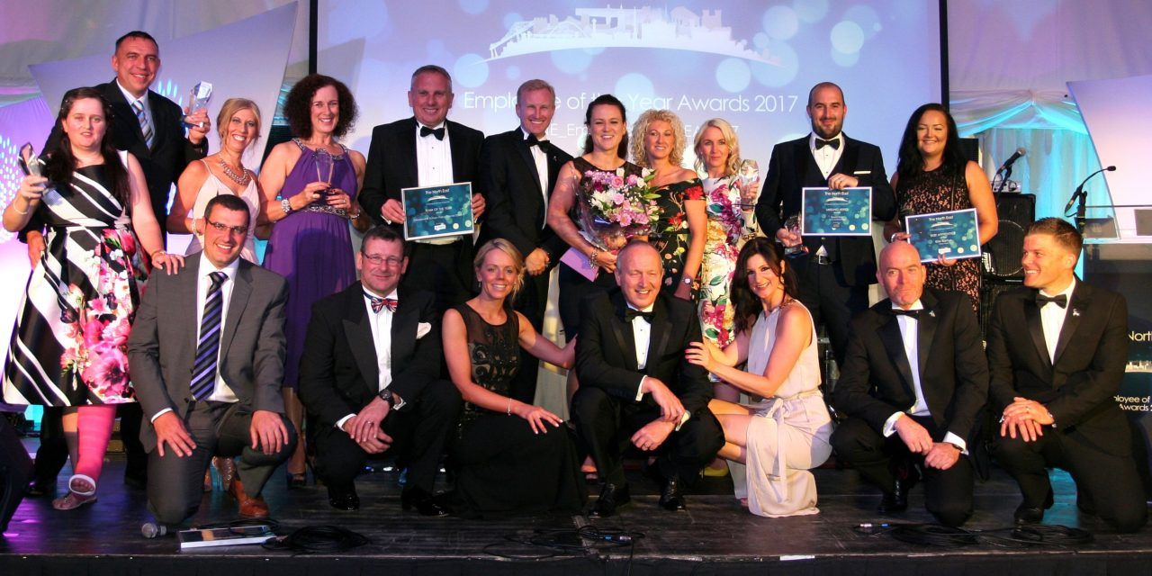 Employees ecstatic following awards recognition