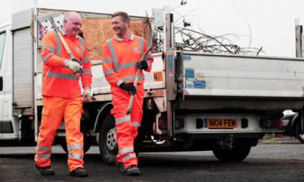 Council and Coast & Country join forces to establish new team to clamp down on fly-tippers