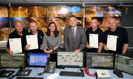 TT2 employees first in the UK to achieve Diploma in Road Tunnel Operations