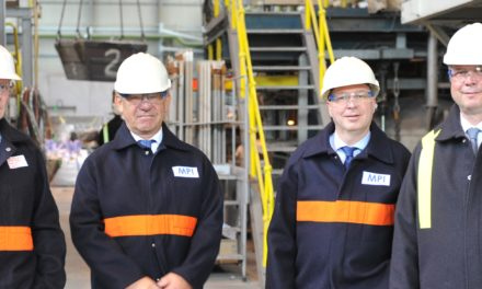 Materials Processing Institute continues to strengthen its global ties following voestalpine visit